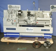 Brand New Birmingham Gap Bed Engine Lathe (Geared Head)