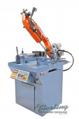 Brand New Scotchman Swivel Head Gravity Feed Utility  Metal Cutting Horizontal BandSaw