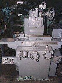 do-all automatic hydraulic surface grinder
