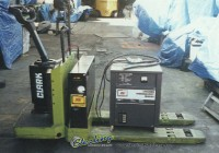 clark 5000 pound electric pallet jack with charger HWD25 TYPE E