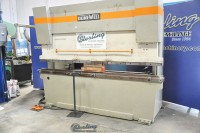 used donewell hydraulic 3 axis cnc press brake H-155-3000
