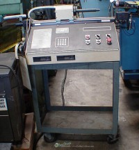 teledyne pines tube bender cnc co-axal cable bender CNC10