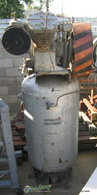 used ingersoll rand air compressor (vertical) TYPE 30-V 253M5