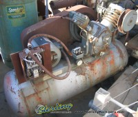 used ingersoll rand air compressor 253-D5 TYPE 30