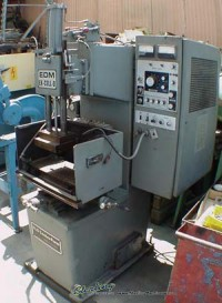 used excello lectra form edm machine(sinker type) Lectra Form