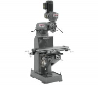 brand new jet step pulley milling machine (single phase) JVM-836-1
