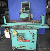 used blohm 2 axis automatic surface grinder Simplex 7
