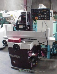 chevalier automatic hydraulic surface grinder