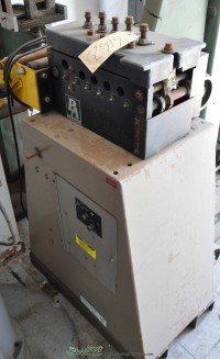 used p/a industries straightner SS-49D