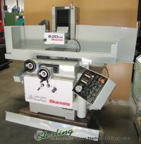 okamoto automatic surface grinder ACC 8-20 DX