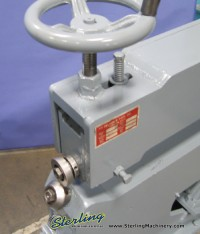 used reliance power circle shear CH 7275