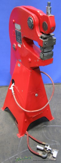 marchant shrinking & stretching machine 12A