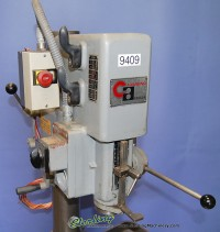 used clausing arboga geared head floor drill press 2501