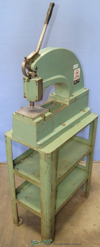 used di-acro hand punch #2
