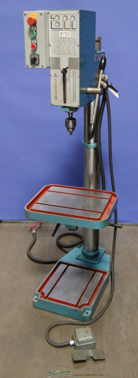 used arboga geared floor drill press A-3008