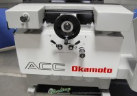 used okamoto automatic surface grinder ACC- 1224- DX