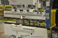 used wysong hydra- mechanical press brake H - 2072