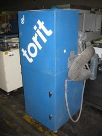 used torit donaldson dust collector VS -1200