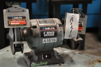 used delta double end bench grinder 23-680
