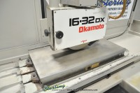 used okamoto automatic surface grinder ACC-1632DX