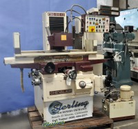 used chevalier automatic 3 axis surface grinder FSG-818AD