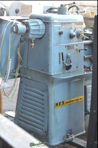 used hes hydraulic tracer lathe ACC 300