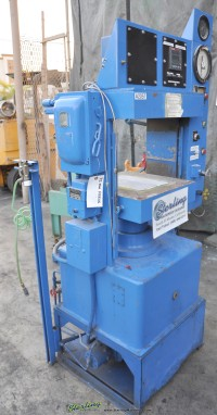 used hydraulic upacting press 75T