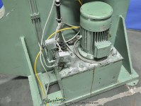 used eckold riveter, shear and forming tool