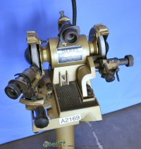 used darex precision drill sharpener with stand M5