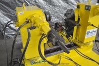 used ying lin double finishing & double end angle bender CR-F38