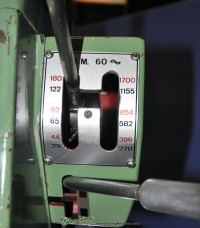 used doall radial drilling machine D5100R