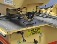 used strippit single end punch 18-30