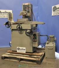 used kent precision (2 axis automatic) surface grinder KGS-250H