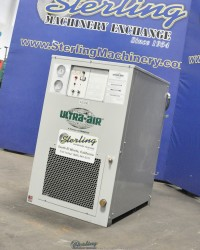 used ultra air compressed air dryer 10- 40