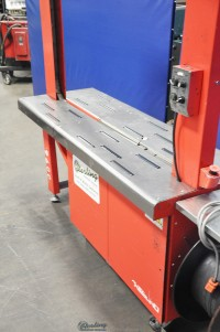 used samuel automatic poly strapping machine KS-710