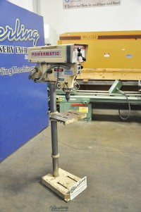 used powermatic drill 1150A