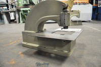 used di-acro hand punch press #2