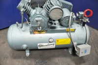 used oholiab twin stage air compressor 35N