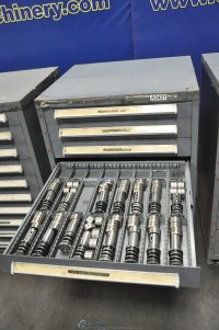 used strippit tooling, huge lot of tooling, all shapes (various sizes)