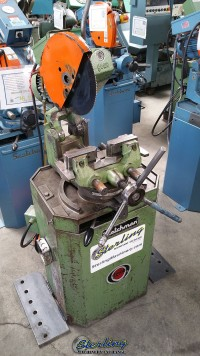 used scotchman manual circular coldsaw (parts machine) CPO-315