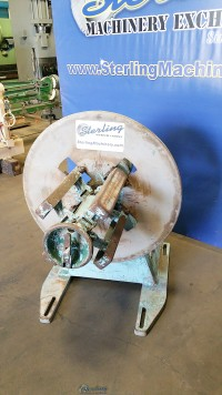 used coil mate payoff reel with power brake RF-1224