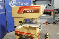used strippit single end punch and nibbler Custom 18-30