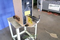 used haeger hardware insertion press HP2.5A