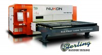 brand new nukon cnc fiber laser cutting machine ECO S-Line PRO 315 1K