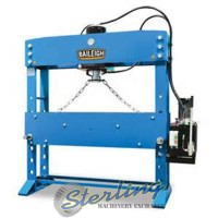 brand new baileigh manually operated/motor operated hydraulic press HSP-110M-1500-HD