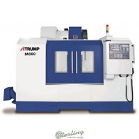 brand new atrump vertical cnc machining center M-860