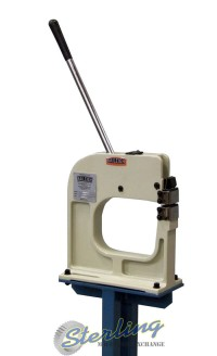 brand new baileigh manually operated shrinker stretcher MSS-16