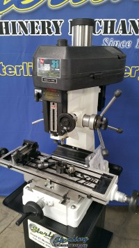 brand new birmingham/rong fu milling and drilling machine RF31C