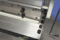 brand new birmingham manual 3 in 1 machine with stand- shear, press brake, box and pan brake, slip roll with stand SBR-5216C