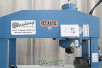 brand new baileigh manually operated/motor operated hydraulic press HSP-66M-HD